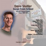 Songs From School CD Cover
